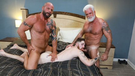 MY GRANDPA & POPS ARE FUCKING PART 2 - Jake Marshall, AJ Marshall & Nick Milani 2021-04-15