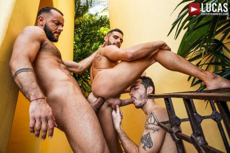 Sir Peter And Ricky Hard Double Team Valentin Amour 2021-04-19
