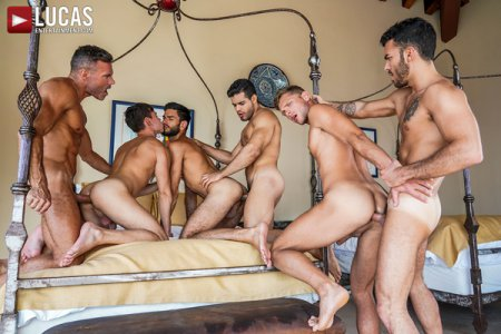 Plowed, Pounded, Pummeled - 11-Man Orgy - Part 01 2021-05-21