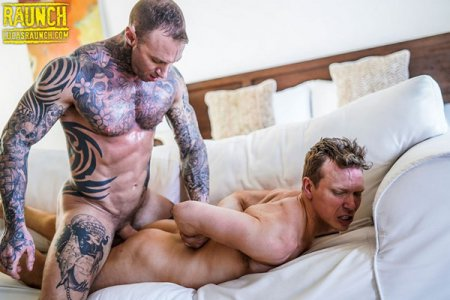 Dylan James Roughs Up Ethan Chase 2021-06-10