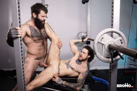Raw Bussy Workout - Tommy Tanner & Markus Kage 2021-06-23