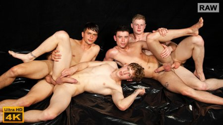 Wank Party #135, Part 2 RAW 2021-07-14