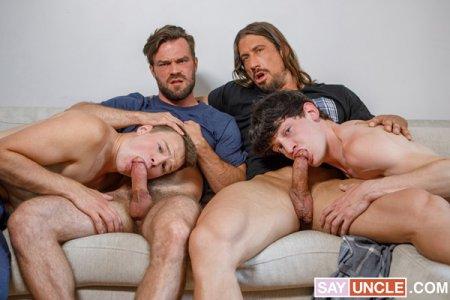 Movie Night Switch - Edward Terrant, Brent North, James Fox & Darenger 2021-07-18