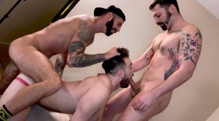Romeo Davis, Gio De Luca & Declan Blake 2021-06-24
