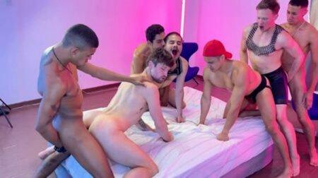 Mexico City Group Orgy 2021-07-30