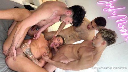 OnlyFans - Josh Moore, Igor Miller, Benjamin King & Elliot James