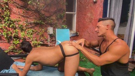 Sunbathe and Fuck - Johnny Bandera & Jax Thirio 2021-08-04