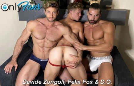 OnlyFans - Davide Zongoli, Felix Fox & D.O.