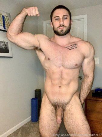 OnlyFans - hungbodybuilder27 (Jacob Gray)